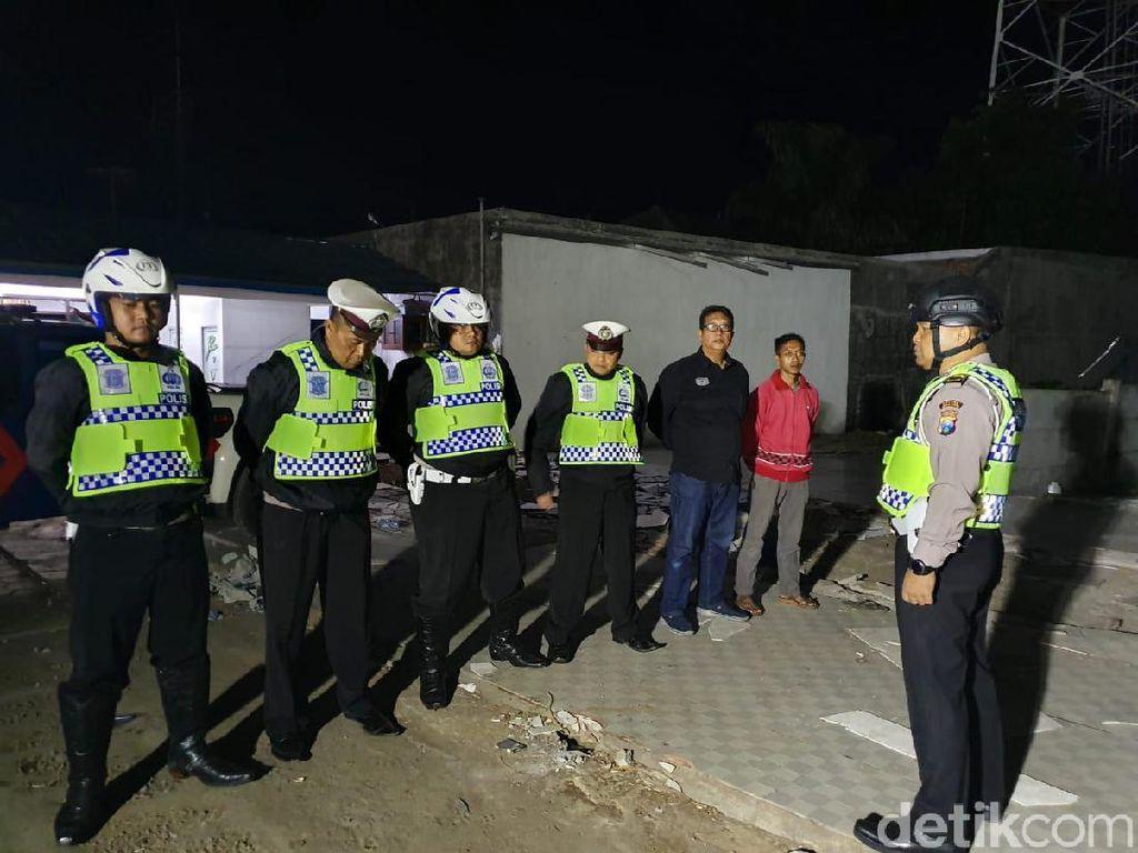 Disebut Jadi Target Teror, Pengamanan Pos Karanglo Malang Diperketat