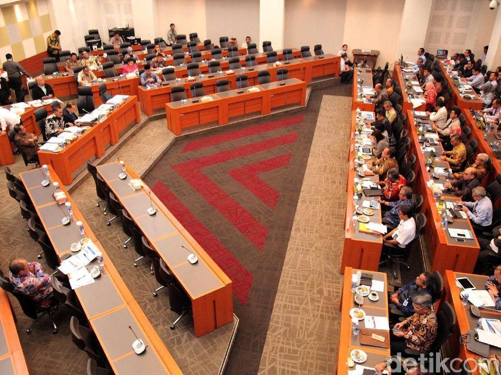 Banggar Rapat Dengan Kemenkeu Bahas Dana Desa 2020