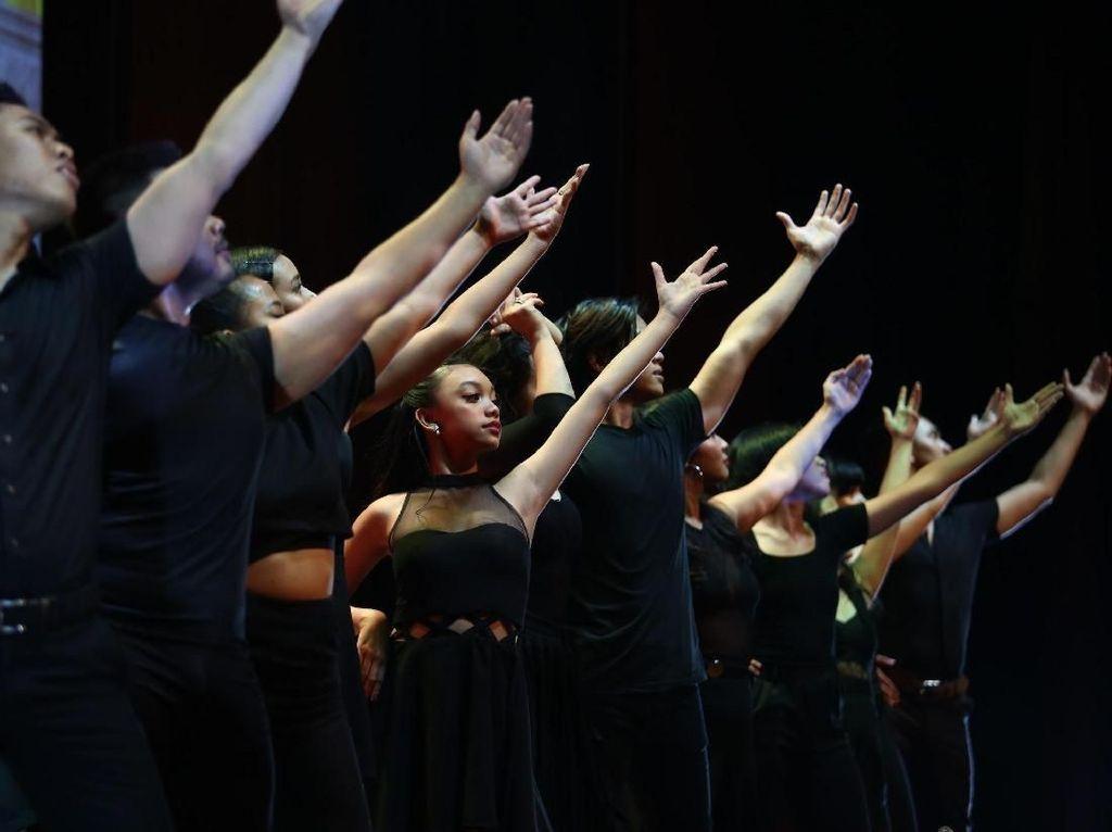 Dapat Beasiswa Broadway ke AS, Naura Bersyukur Bisa Belajar Musikal