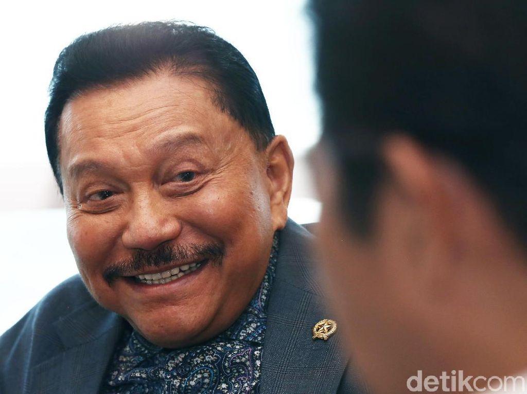 Hendropriyono Dorong Anak Indonesia Ambil Studi Sains di Mesir