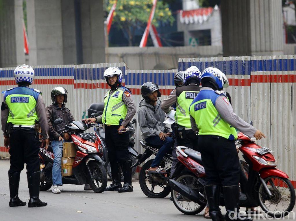 Operasi Patuh Jaya, Polda Metro Juga Prioritaskan Imbauan Protokol Kesehatan