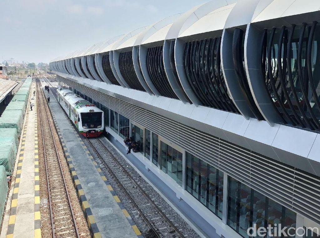 Proyek Kereta Bandara Solo Masih Terganjal Lahan Warga