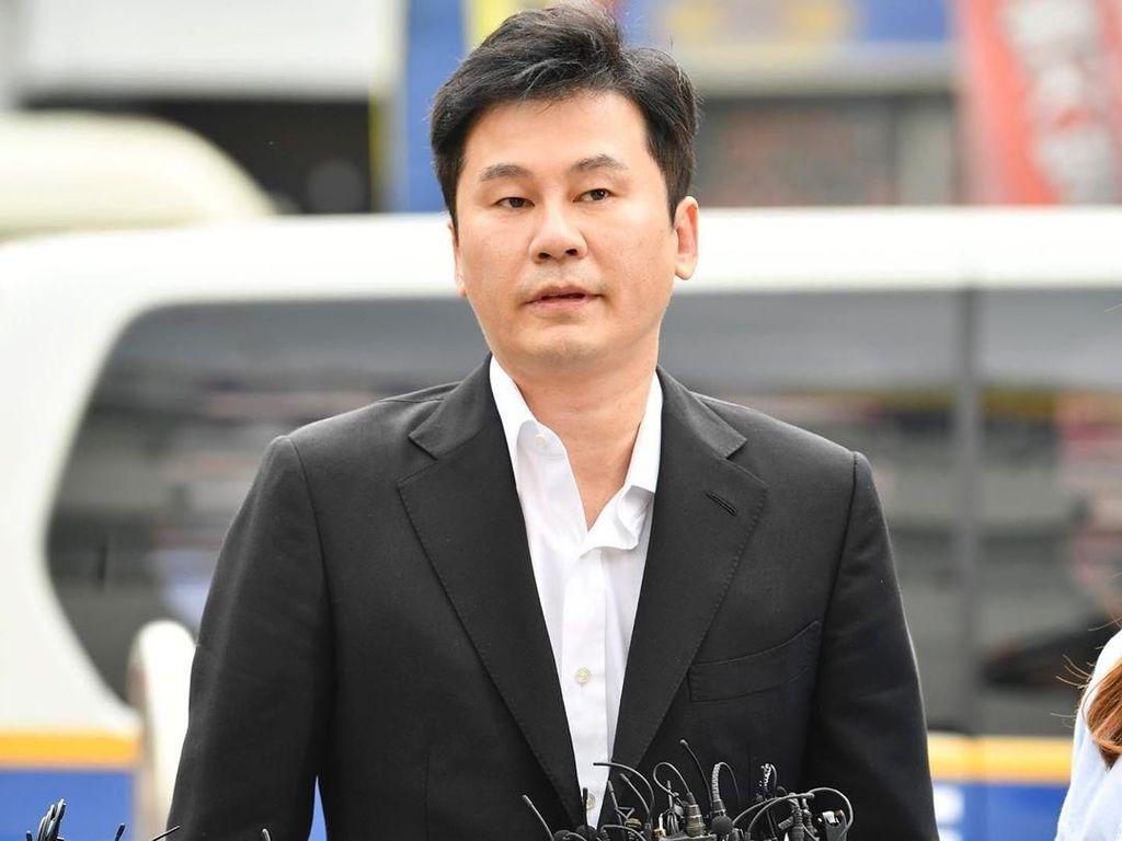 Yang Hyun Suk Tegaskan Tak Gunakan Dana YG Entertainment untuk Judi