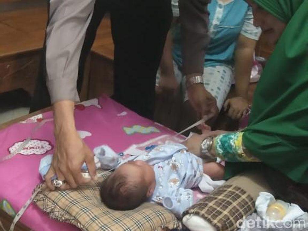 Terekam CCTV, Pembuang Bayi di Kudus Diduga Pasutri