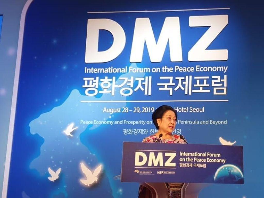 Cari Waktu Baik, Megawati Bakal Datang Lagi ke Korea Utara