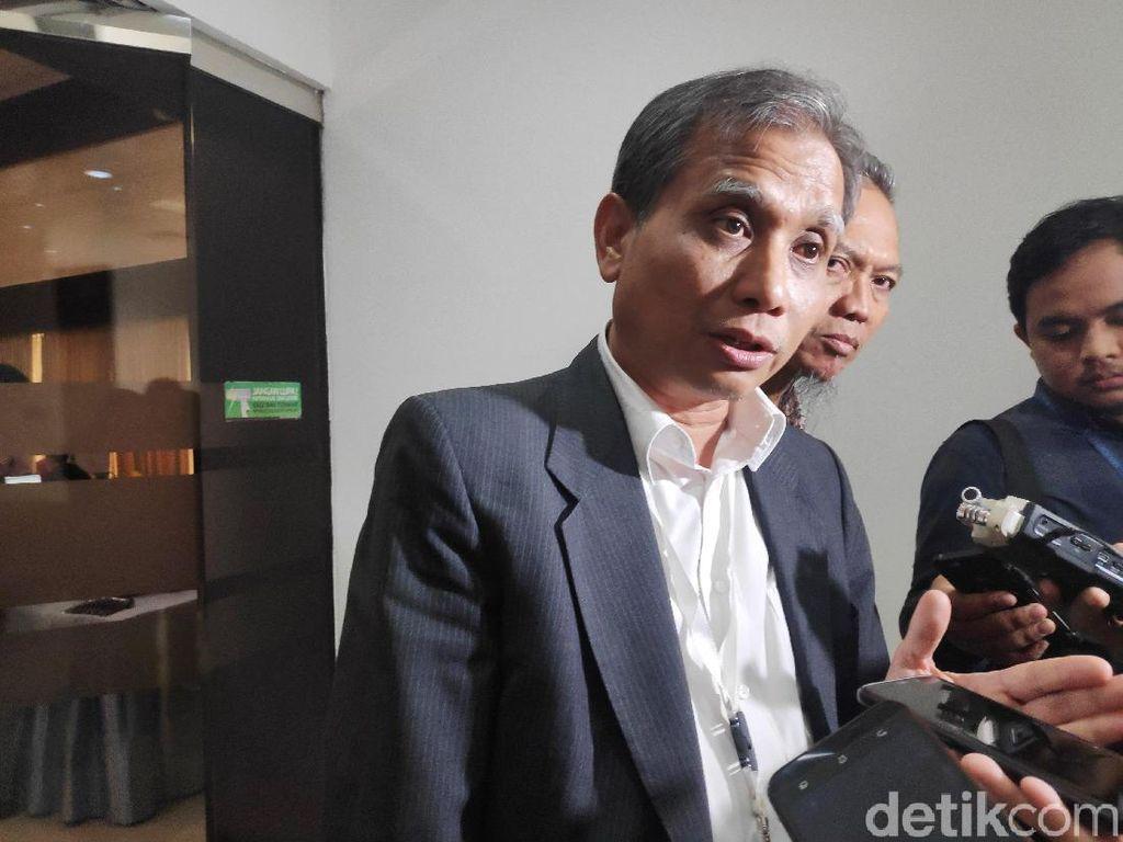Capim Roby Arya Ingin Kasus Oknum Polisi Tak Ditangani KPK tapi Kompolnas