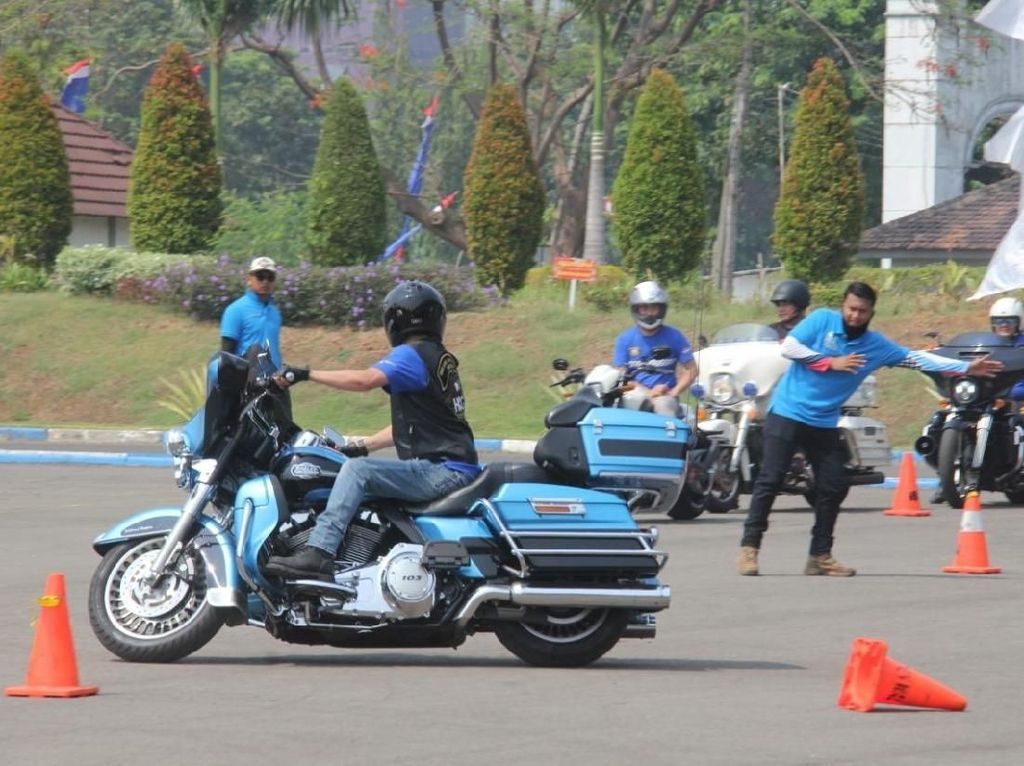 Anak Moge Belajar Safety Riding