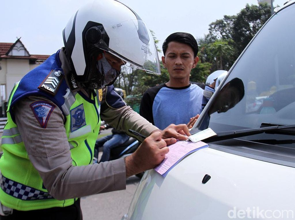 Kurang Enam Jam, Ratusan Kendaraan Terjaring Operasi Patuh Lodaya