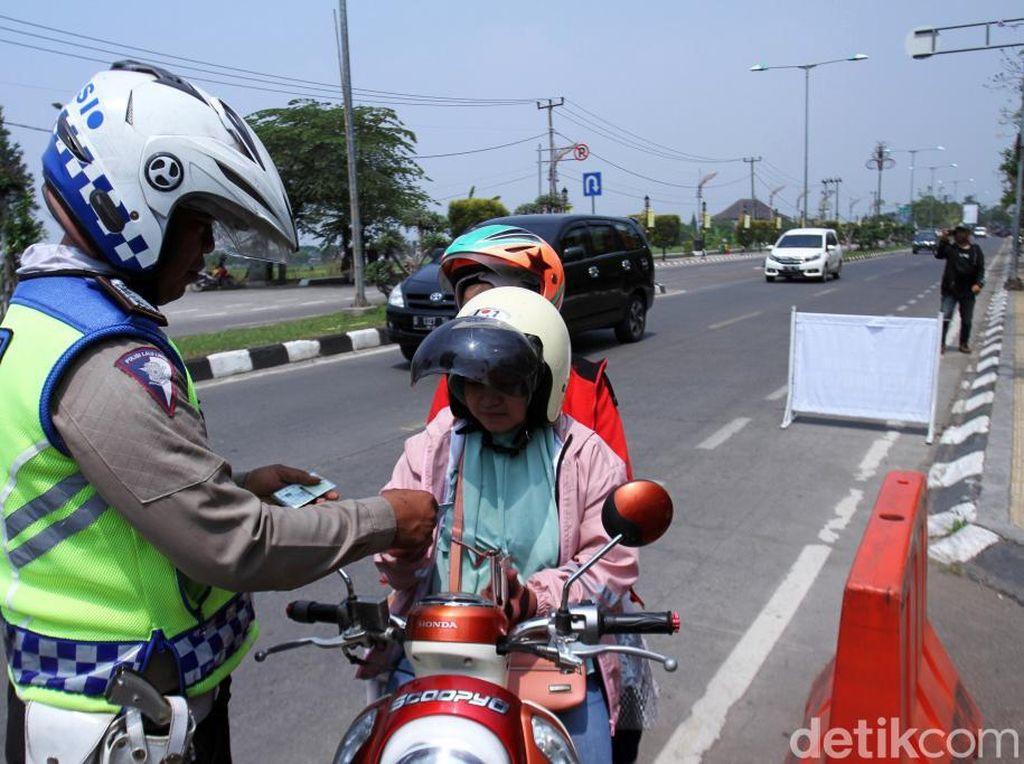 Polres Bogor Kota Sasar 11 Pelanggaran Lalin dalam Operasi Patuh 2020