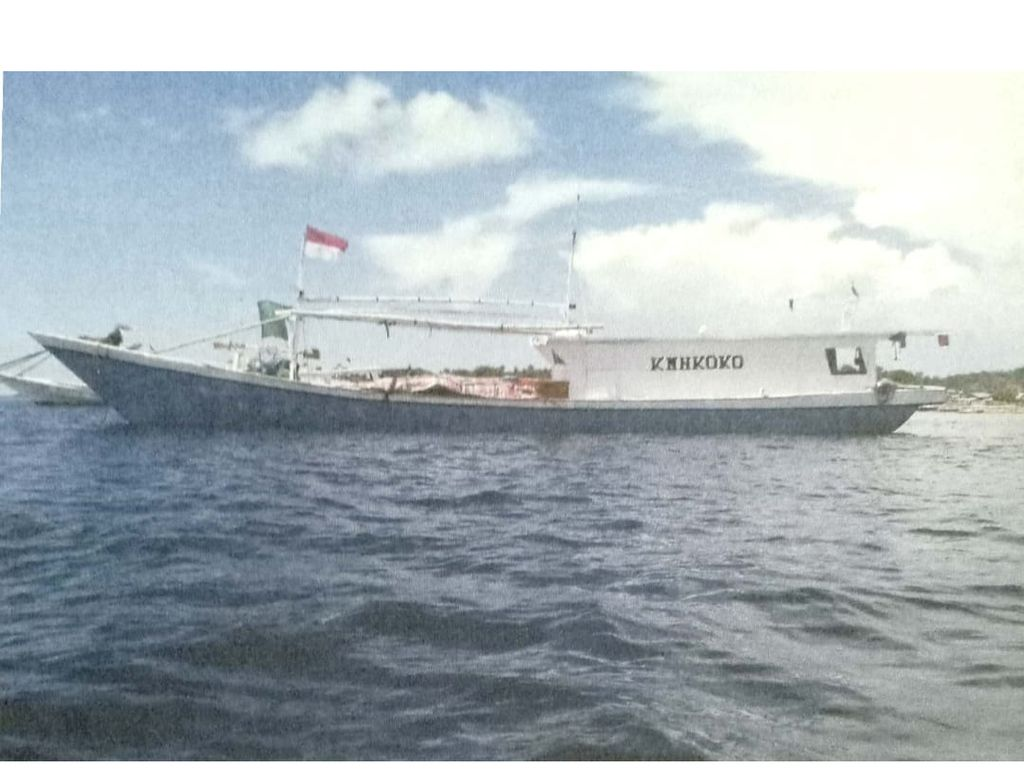 Kapal yang Hilang Kontak di Tolitoli Ditemukan, 14 Penumpang Selamat