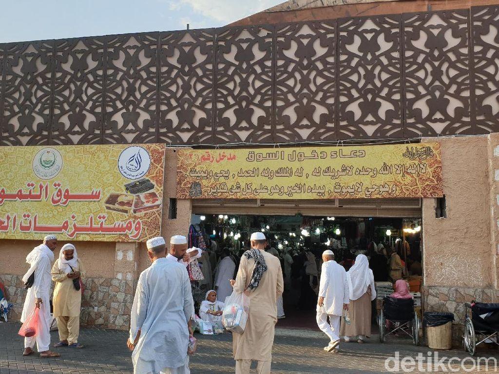Foto: Pasar Tanah Abang Ala Madinah