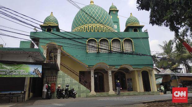 Saksi: Tanya Toilet Masjid, Lalu Hilang Bersama Kotak Amal