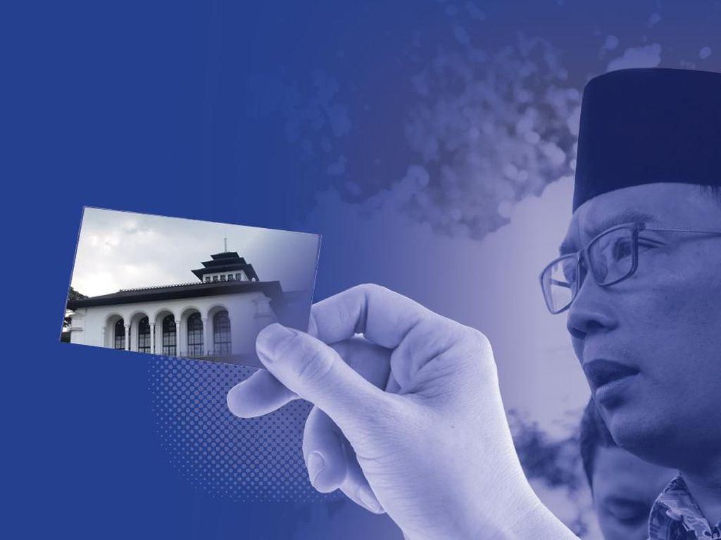 Ridwan Kamil Kaji Pemindahan Ibu Kota Jabar