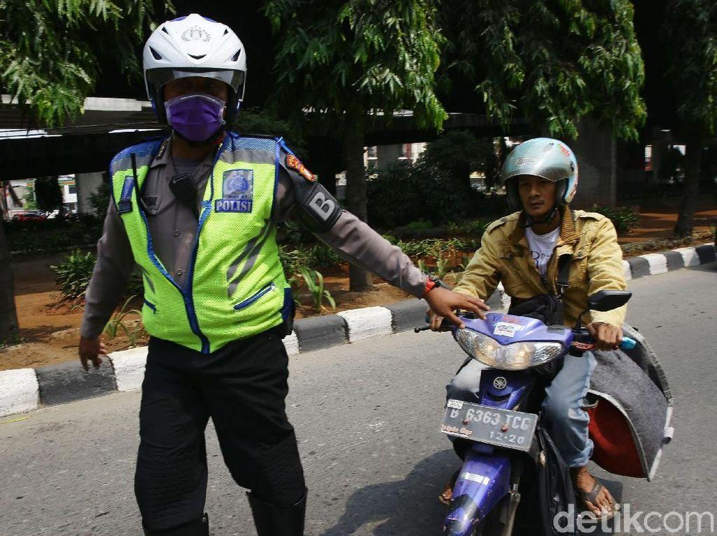 Catat, Ini Jenis Pelanggaran yang Ditindak Operasi Patuh Jaya 2020