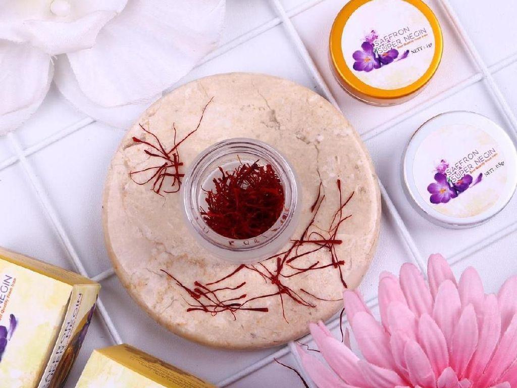 Mengenal Saffron, Rempah Harga Ratusan Juta yang Kini Jadi Tren Hidup Sehat