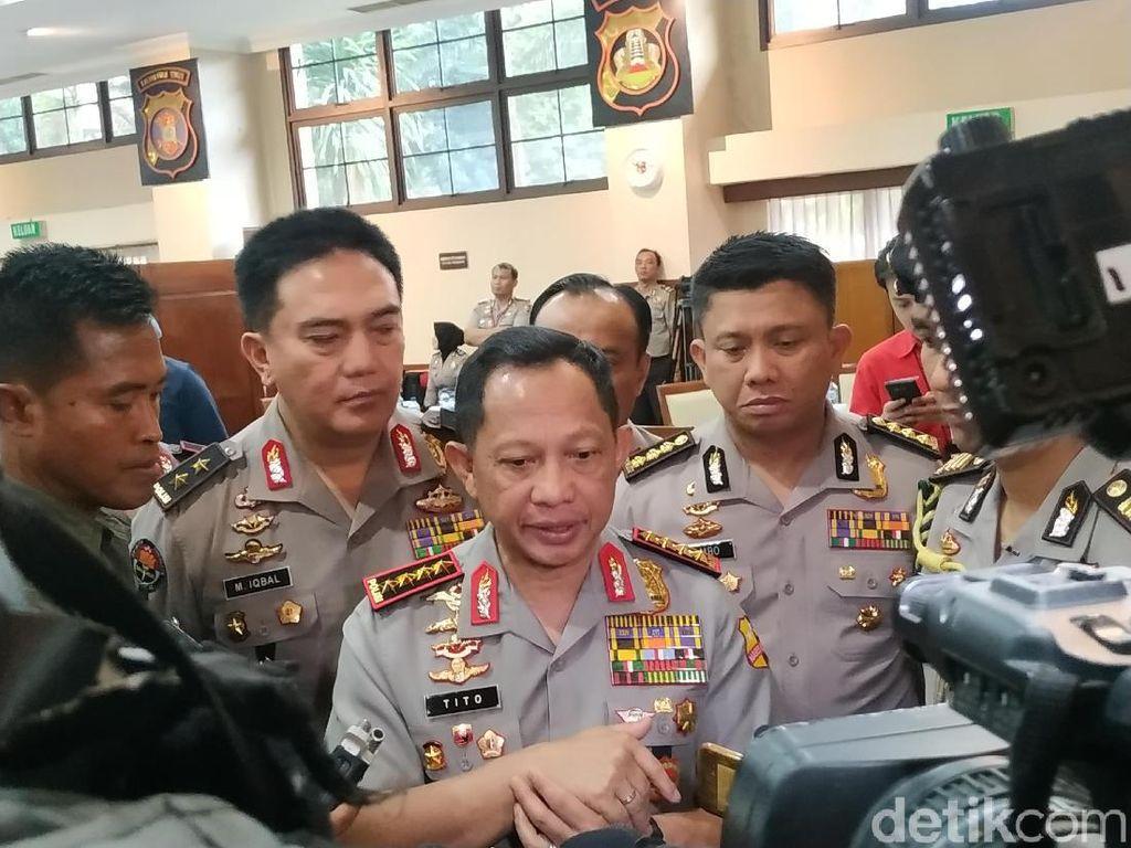 Kapolri: Humas Berprestasi akan Diberi Promosi Jabatan Hingga KPLB