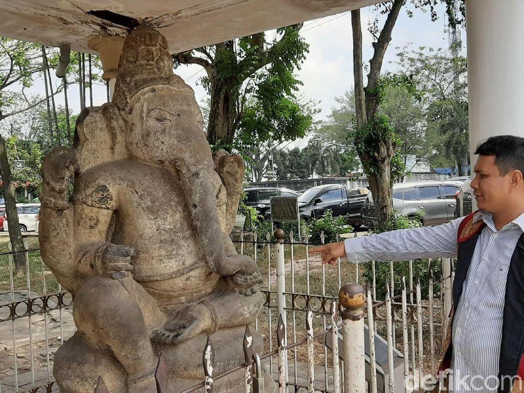 Melihat Bukti Sejarah Kerajaan Sriwijaya di Museum SMB II Palembang