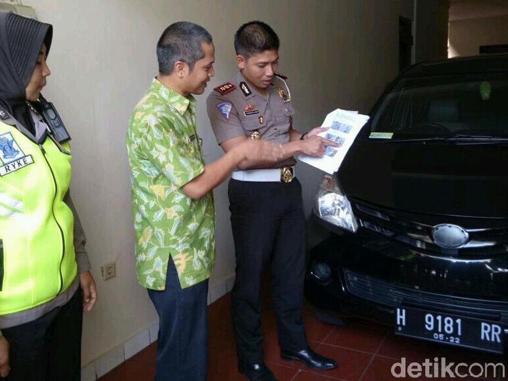 Dalam Sebulan 1.200 Pelanggar Lalin Kena Tilang CCTV di Kota Semarang