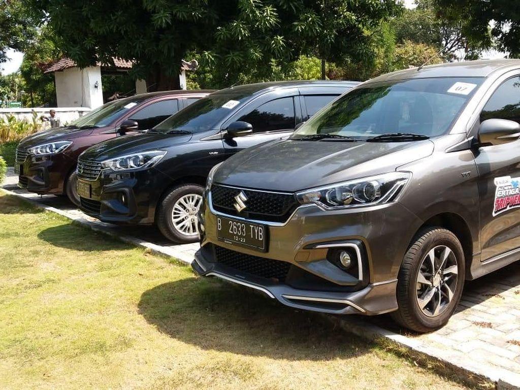 Tahun Depan Bakal Ada Lagi Model Suzuki Ertiga Baru