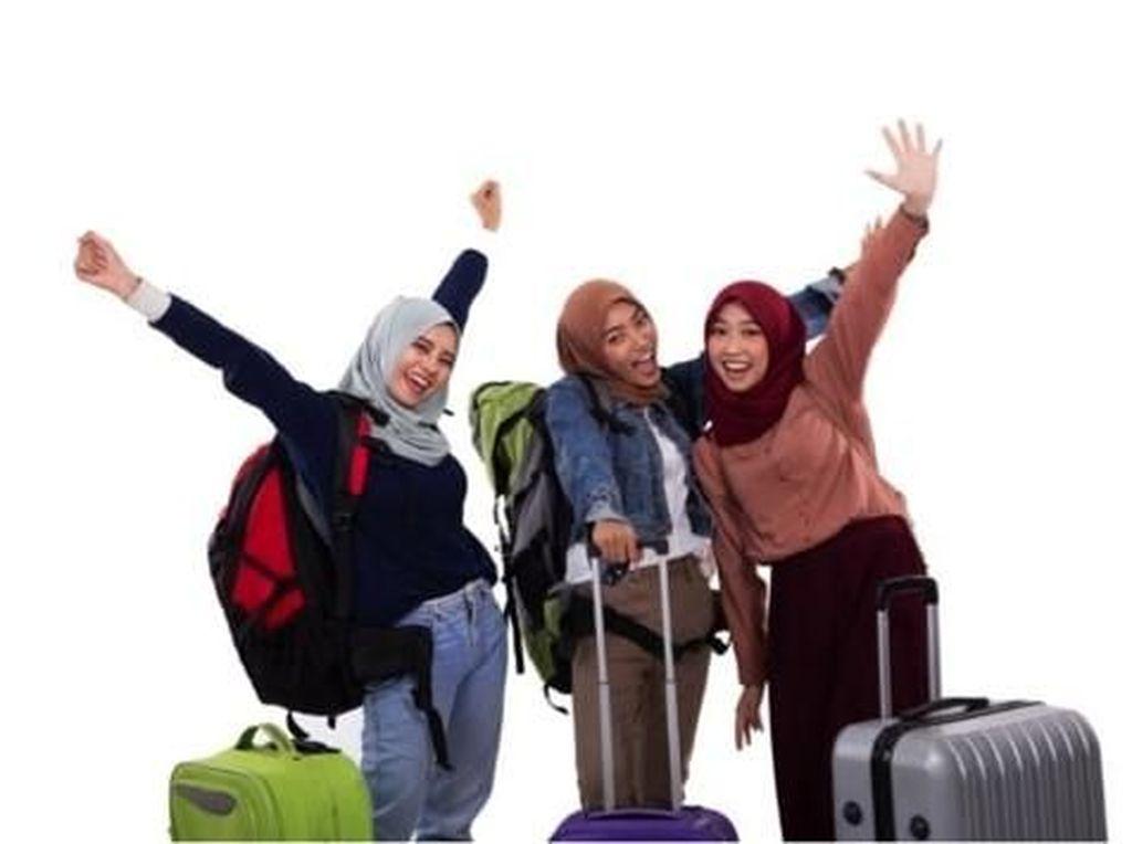 Deretan Promo Wisata Halal Ini Pas Buat Milenial yang Suka Traveling