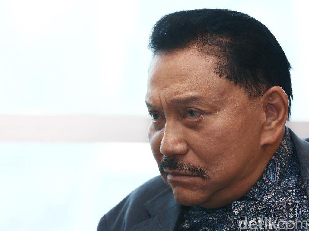 Sebut Sultan Hamid II Pengkhianat, Hendropriyono Diadukan ke Polda Kalbar