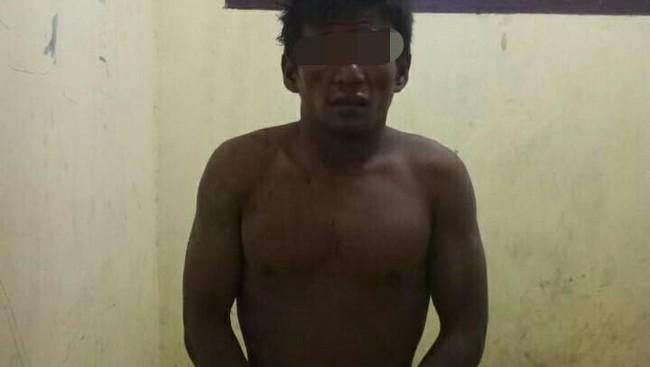Pencuri Ternak di Aceh Babak Belur Dihajar Massa, Motornya Dibakar