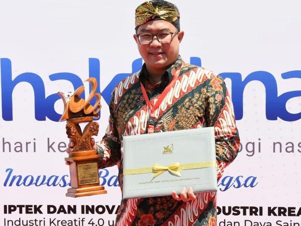 Anugerah Iptek dan Inovasi 2019, IPB University Raih 2 Penghargaan