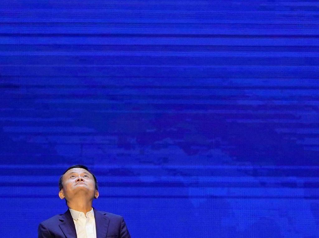 Jack Ma Lagi Sial, Terancam Batal Dapat Duit Rp 386 Triliun