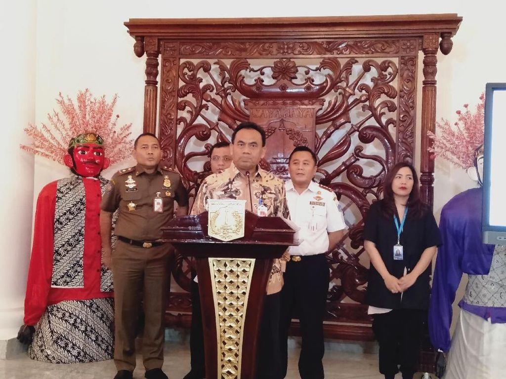 Ini Rekayasa Lalin Selama Penyelenggaraan Jakarta Muharram Festival