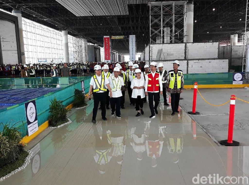 Bandara Kulon Progo Tersambung Kereta dan Jalan Tol