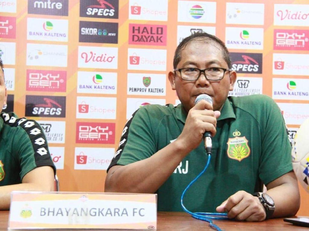 Bhayangkara FC Tunggu Rekomendasi Pelatih untuk Rekrut Pemain