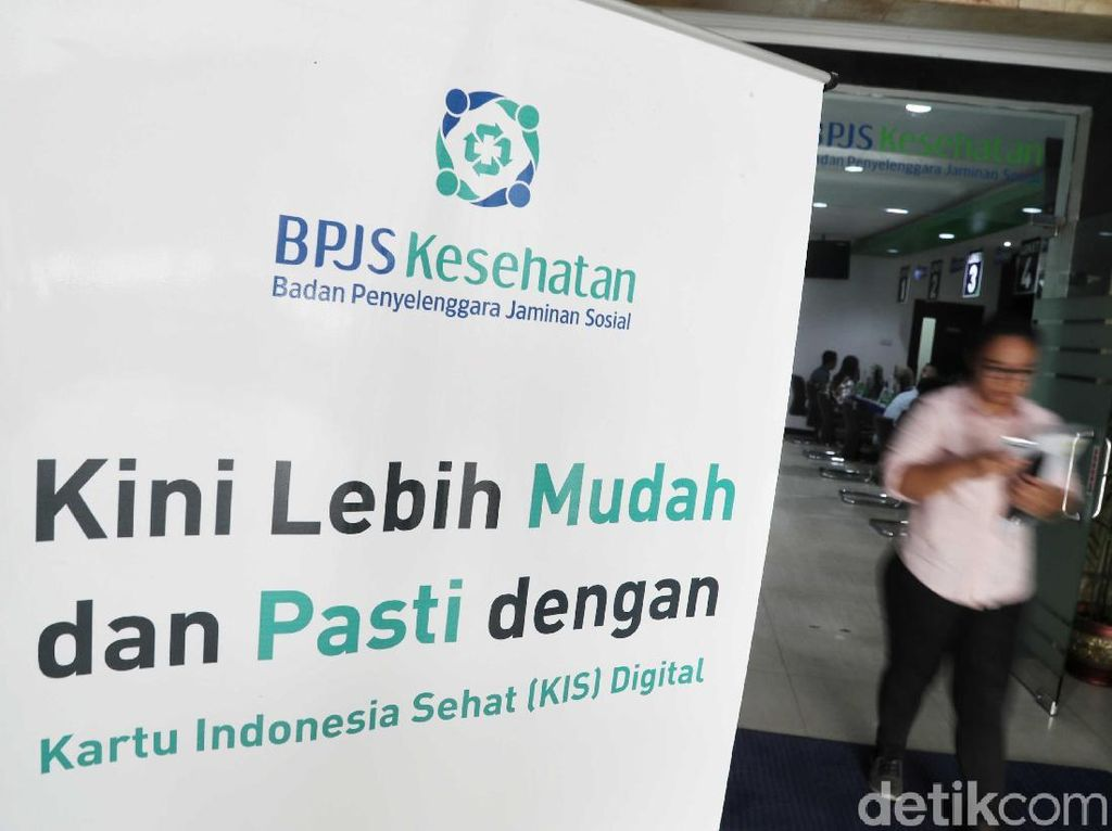 Rincian Kenaikan Iuran BPJS Kesehatan, 2021 Gambir Hanya Layani KRL