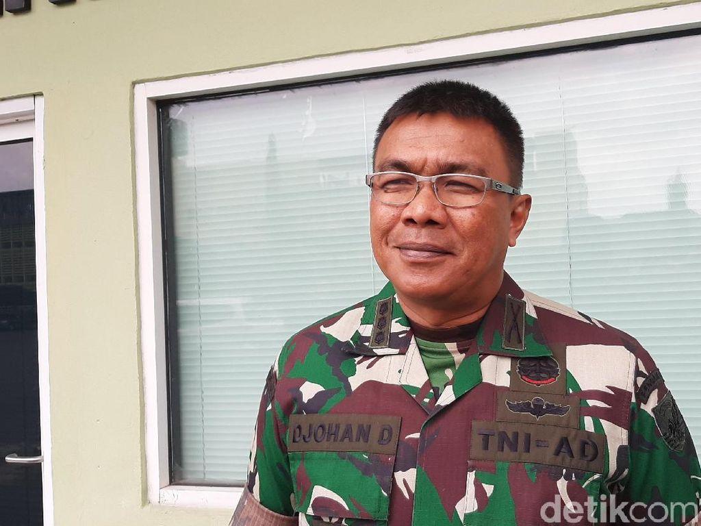 Serda Rikson Gugur di Papua, Kodam II Sriwijaya Berduka