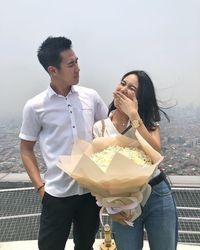 Kisah Manis Cinta Ryuji Utomo dan Istri: Ketemu Langsung Dilamar