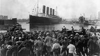 Terungkap! Satu-satunya Rekaman Asli Titanic Sebelum dan Sesudah Tenggelam