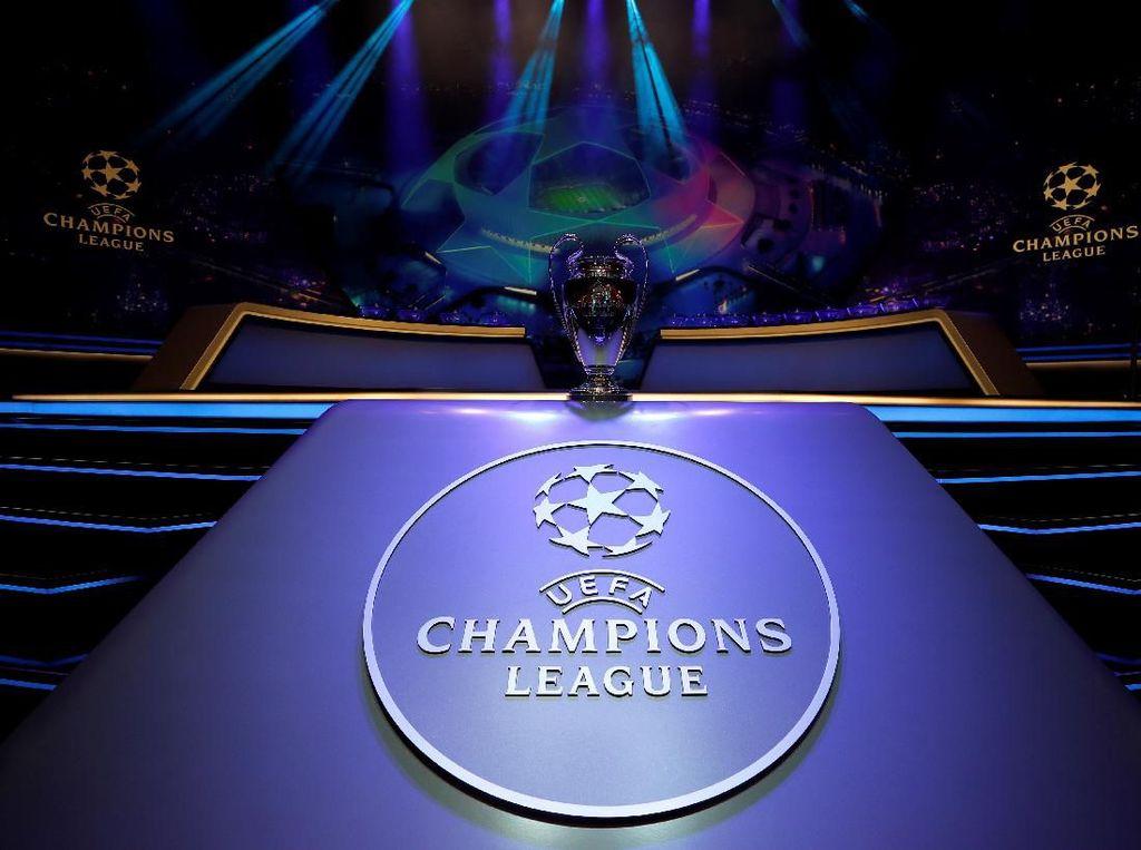 Jadwal Lengkap Liga Champions 2019/2020