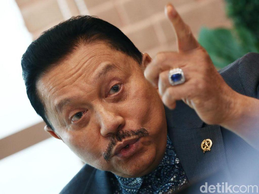 Hendropriyono: Jangan Kasih Panggung Benny Wenda dan Bule Pro-Separatis
