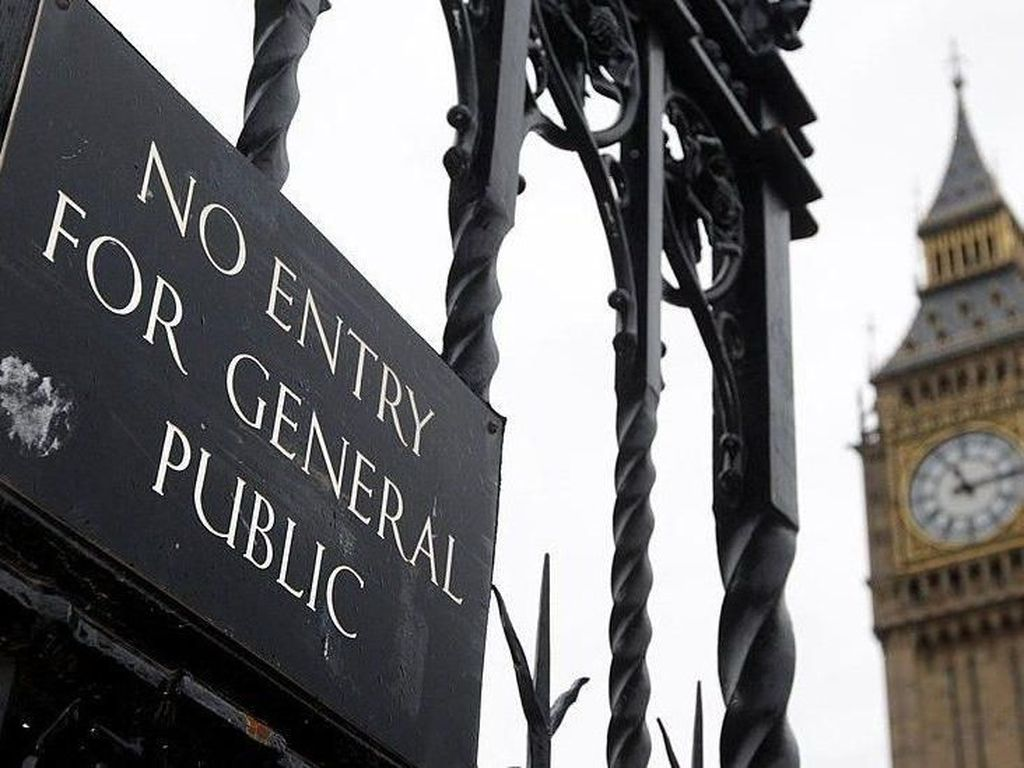 Pemerintah Inggris Bekukan Parlemen Sebelum Brexit