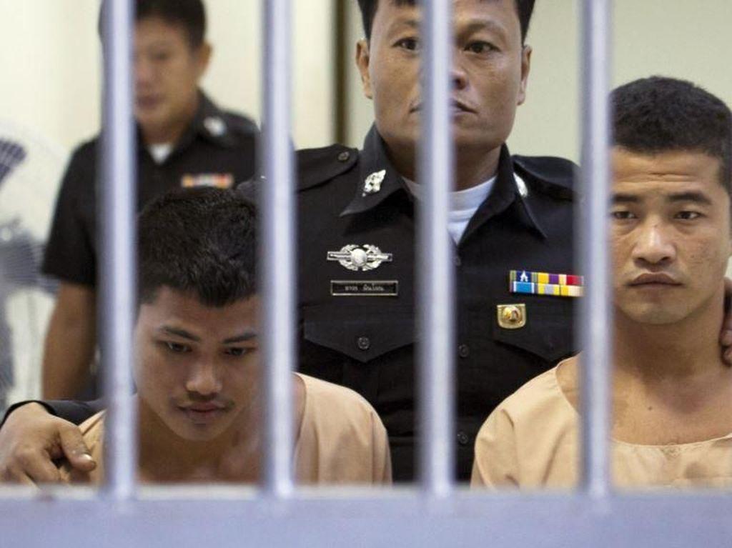 Kasasi Ditolak, 2 Pekerja Myanmar Tetap Dihukum Mati Atas Pembunuhan 2 Turis