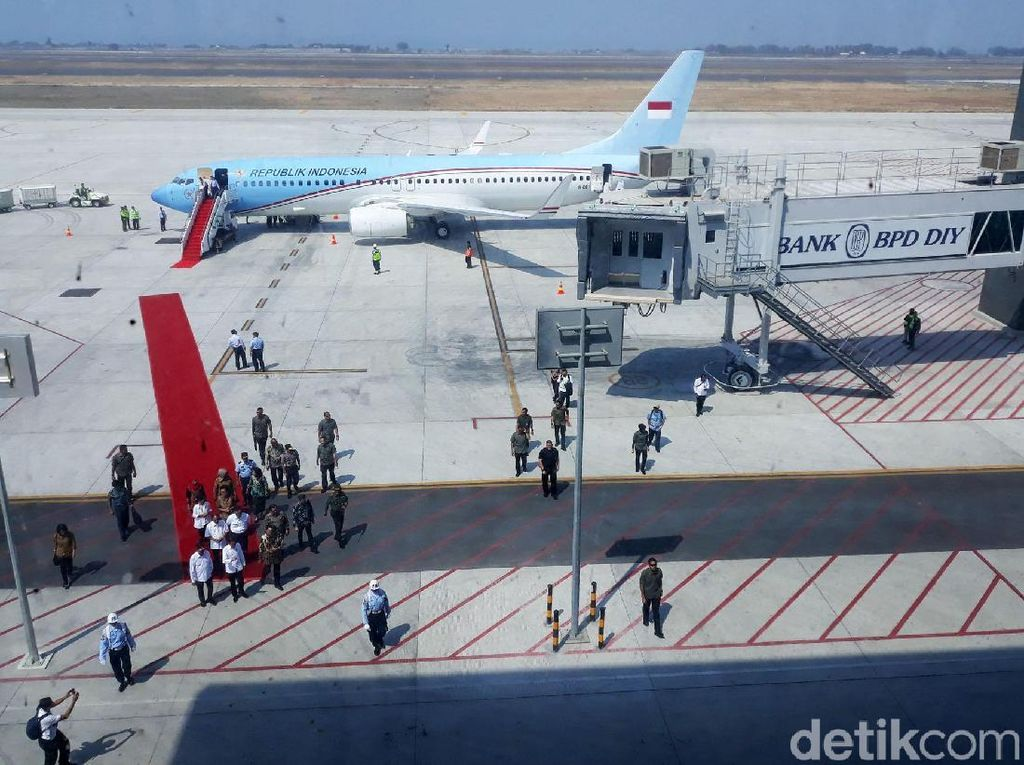 Terminal Bandara Kulon Progo Beroperasi 2020