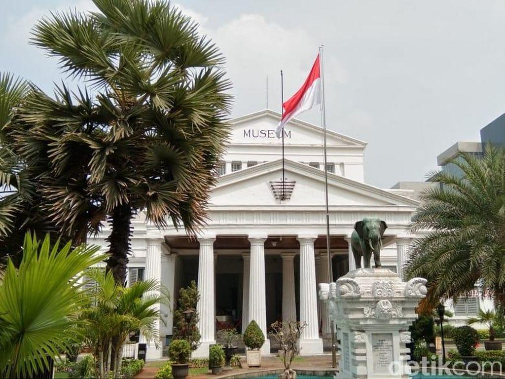 Foto: Lihat Koleksi Benda Berharga Indonesia