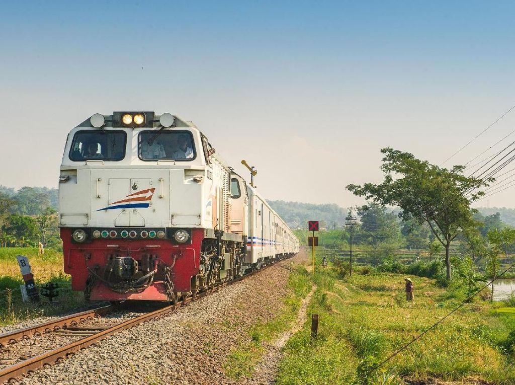 Cegah Corona, Daop Bandung Pangkas Kapasitas Penumpang Kereta