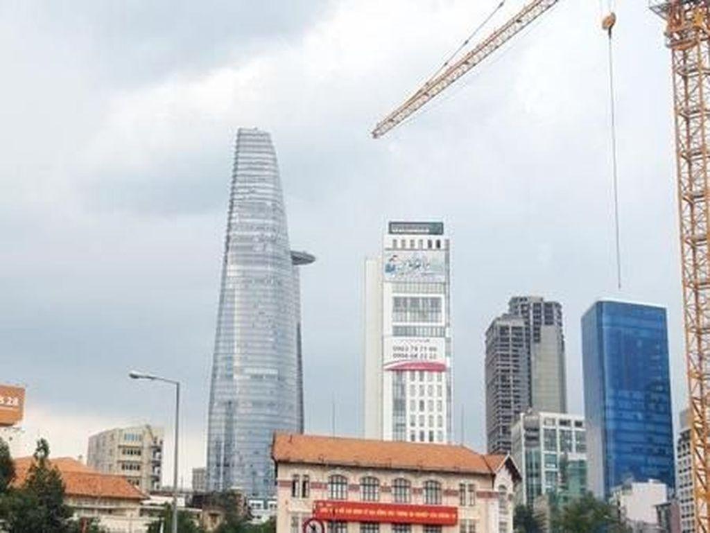 Gedung Avengers dan Pemandangan Cantiknya Ini Ada di ASEAN