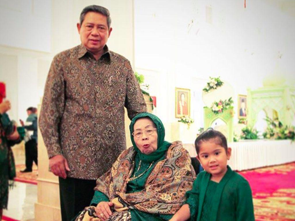 Doa Annisa Pohan dan Aliya Rajasa atas Wafatnya Ibunda SBY