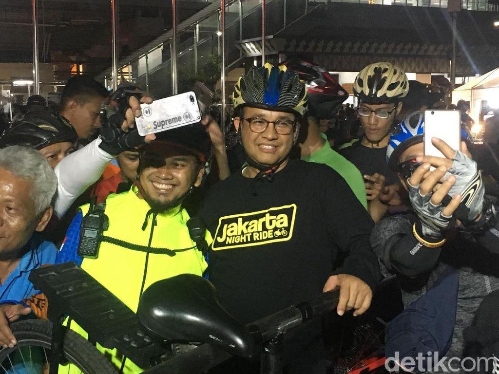Anies Sebut Jakarta Muharram Festival Mendorong Perekonomian-UMKM