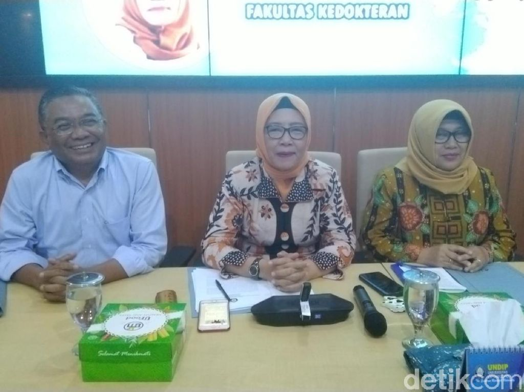 Rektor Targetkan Undip Miliki 130 Guru Besar Tahun Ini