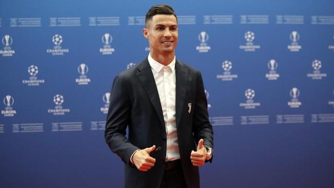Penyerang Juventus Cristiano Ronaldo. (Foto: AP Photo/Daniel Cole)
