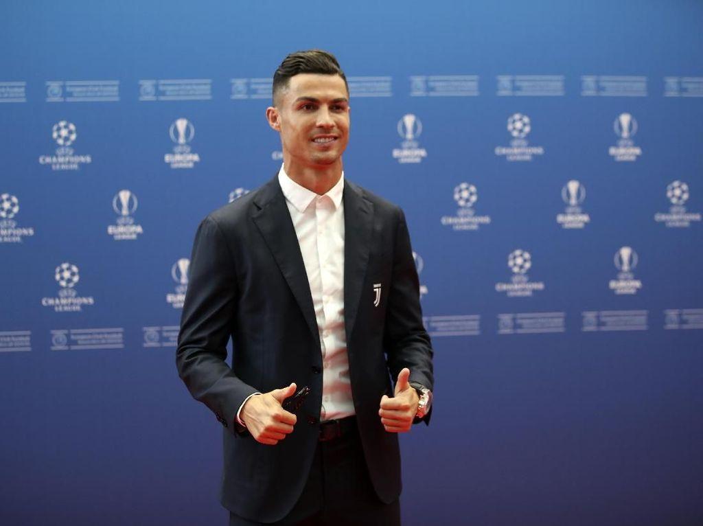 Padahal Nedved Berharap Ronaldo Jadi Pemain Terbaik Eropa
