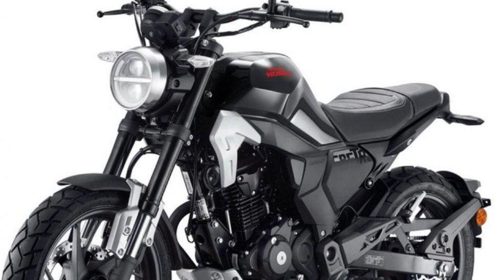 Motor Retro Scrambler Honda, Siap Tantang Yamaha XSR155?