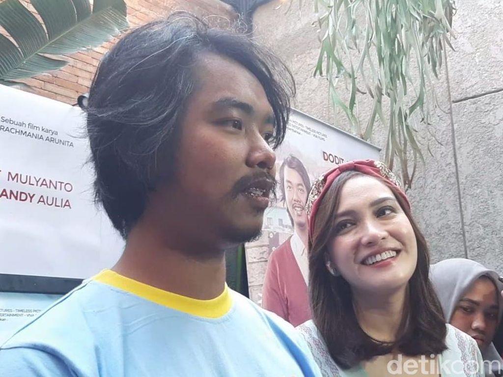 5 Fakta Cinta Itu Buta, Film Dodit Mulyanto Takjub Cium Shandy Aulia